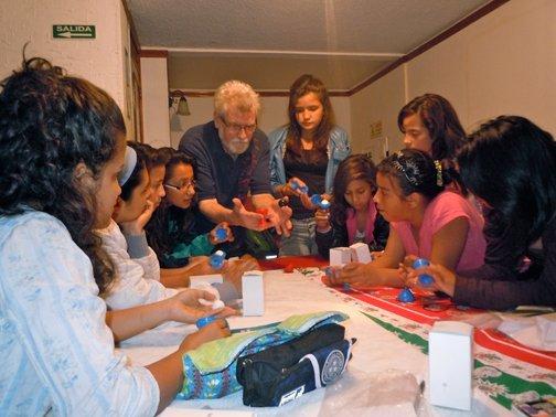 Findesin Girls magic class