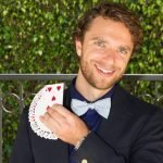 Ryan Bart founder of an education chapter of magicians without borders in bogota and el salvador