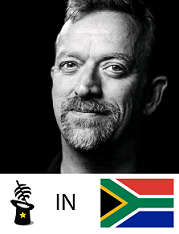 Jacques le sueur opens a magicians without borders chapter in cape town south africa