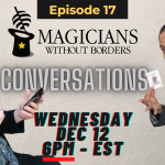 """Episode 17: Volunteer magic, how it sometimes can be interpreted as """"real bad black magic"""""""
