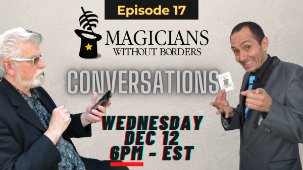 "Episode 17: Volunteer magic, how it sometimes can be interpreted as ""real bad black magic"""