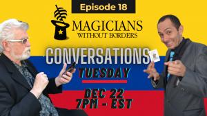 MWB Conversations Podcast Episode 18