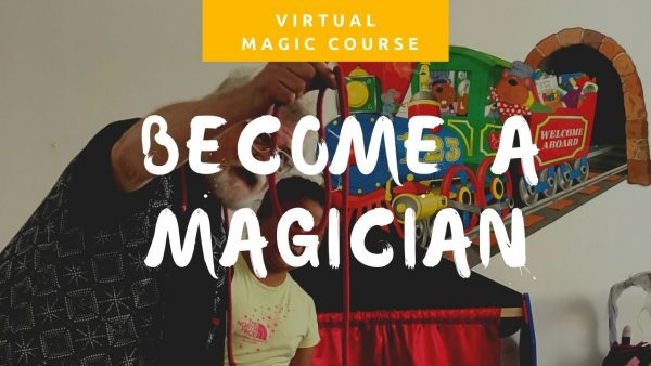 Become a Magician an online video course