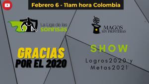 Magicians without borders latam education chapters achievements 2020