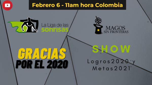 Magicians without borders latam education chapters achievements 2020