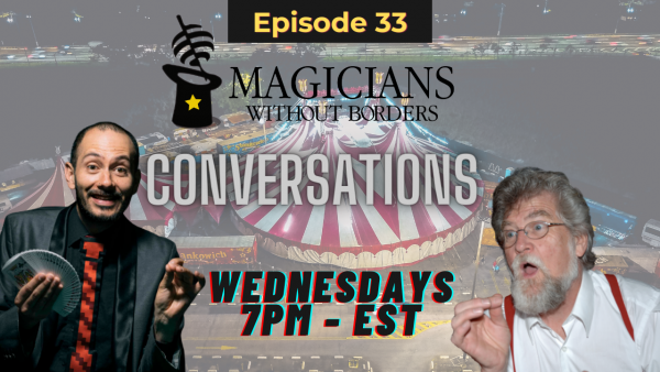 MWB Conversations Episode 33: A children's circus in Afghanistan and our link to it's juggler founder