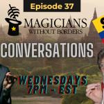 MWB Conversations Episode 37 The Jungle Surgeon Part 1 + SOS Colombia