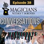 MWB Conversations episode 38 The Jungle Surgeon