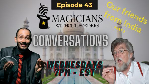 MWB Conversations Episode 43